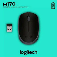 Mouse logitech M170 wireless good quality