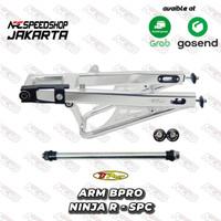 Swing Arm Bpro Kawasaki Ninja R Original - Silver