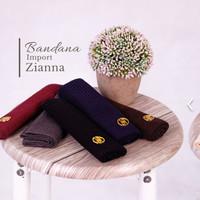 Ciput Rajut Premium Inner Bandana Import Rahina Indonesia ZIANNA