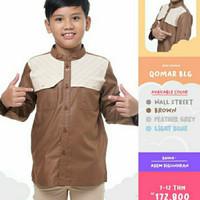 baju koko anak bani batuta rabbani original baru