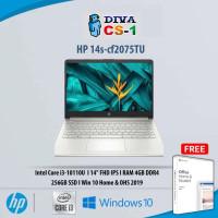 Laptop NEW HP 14s Intel Core i3 Ram 4Gb SSD 256Gb Win10 Office2019 Ori