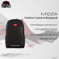 Moza Fashion Camera Backpack for Moza Air 2 Gimbal