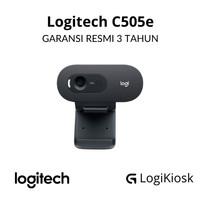 LOGITECH C505 Webcam HD 720p - GARANSI RESMI - C505e