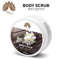 Brightening Body Scrub Vanilla - Lulur Badan Vanilla Kana Bali