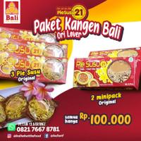 Pie Susu 21 Paket Kangen Bali Ori Lover