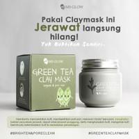 green tea clay mask ms glow