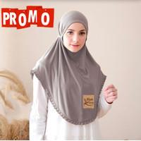 Hijab jilbab bergo instan jersey kcb