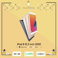 Apple iPad 8 / 8th Gen 2020 10.2 Inch 128GB Wifi only BNIB