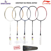 New Raket Badminton Lining Windstorm 700 Special Edition