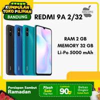 Xiaomi Redmi 9A 2/32 Gb Garansi Resmi 1 Tahun Indonesia