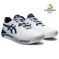 Sepatu Asics Gel Resolution 8 White