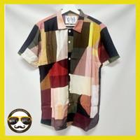 Kemeja Hawaii Hawaiian Shirt Kemeja Printing Unisex SP 07