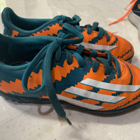 Sepatu Adidas Adizero F50 Messi Futsal Ukuran 30 100% original
