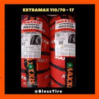 BAN MAXXIS Extramax Ring 17 uk 110/70-17 Tubeles