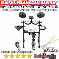 Mesh Kit Electric Drum Elektrik Aroma TDX16 TDX 16 S Setara Yamaha dtx
