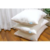 Bantal tidur TURU CLASSIC ukuran 50x70 -White-Pillow (Garansi 1 Tahun)