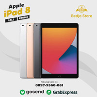 Apple iPad 8 8th Gen 2020 128GB // 32GB 2020 10.2 inch Wifi Only NEW - 32 gb, Gold