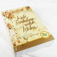 Buku Kado Pernikahan Untuk Istriku