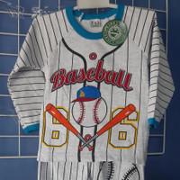 Baju Kaos Satu stel Base Ball
