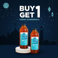 Buy 1 Get 1: Kopiter Lemon Aloegrass Free Kopiter Lemon Aloegrass 1L