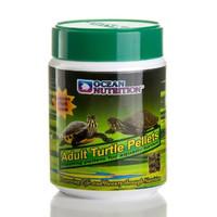 nemazaquatic Ocean Nutrition Adult Turtle Pellets ikan 240gr akuarium