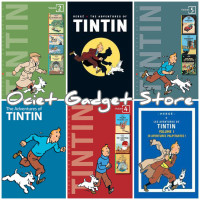 Film Serial The Adventures of Tintin + Movie Di Usb 16GB Bonus OTG 2