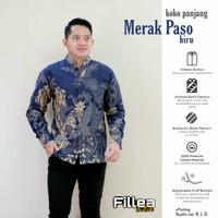 fillea Merak Paso koko panjng batik solo baju pria murah berkualitas