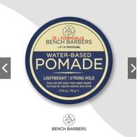 Fix Professional Pomade WaterBase Bench Barbers Premium 80g Import ORI