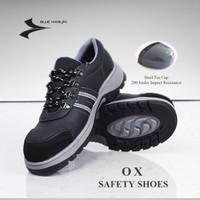 SEPATU SAFETY BLUMAR OX (ADA BESI DIJUNG)