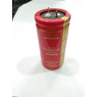 ELCHO RUBYCON Merah 10000uF 100V elco rubycon 10000 mikro 100 volt