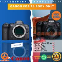 Canon EOS R6 Mirrorless Digital Camera R 6