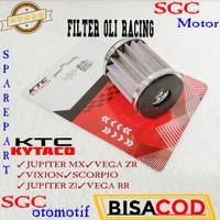 FILTER OLI RACING JUPITER MX/VEGA ZR/VIXION/SCORPIO/JUPITER Z1/VEGA RR