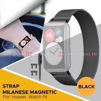 Strap Bracelet Milanese Magnetic Loop Metal For Huawei Watch fit