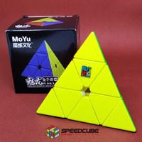 Rubik Pyraminx Moyu Meilong Pyraminx M Magnetic Stickerless - Piramid