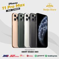 Iphone 11 Pro Max 64 gb 256 gb 512GB Second Original