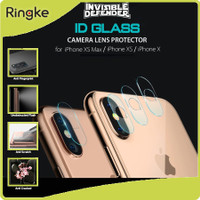 Ringke iPhone Xs Max / Xs / X IDGL Camera Tempered Glass Protector 9H