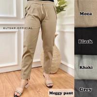Baggy Pant Wanita / Celana Baggy Cewek / Celana Kerja Murah Katun