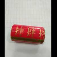 ELCO ELCHO RUBYCON Merah 10000 80V elco rubycon 10000uF 80v 80 volt