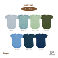 Bodysuit (Misty, B.Haze, C.Green, R.Green, Ngara, I.Teal, Oceana) 0-1Y
