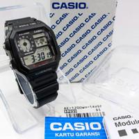 Jam Tangan Casio AE1200WH-1AVDF Original