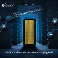 Gulikit Uni Controller Charging Dock PS5 PS4 Xbox one switch pro ver