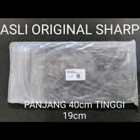 Tutup kulkas freezer/frizer/frezeer/friser SHARP ORI ASLI 100%