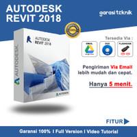 Autodesk Revit 2018 FUll Lifetime