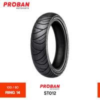 PROBAN TL 100/80 Ring 14 Ban Motor Tubeless