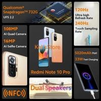 Xiaomi redmi note 10 pro new