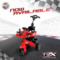 TRX 575 Mainan Anak Mobil duduk dorong sepeda stoller bayi roda tiga