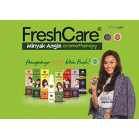 FRESH CARE ROLL ON - MINYAK ANGIN AROMA THERAPHY GOSOK BPOM ORIGINAL