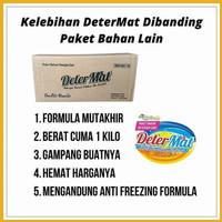 Paket Bahan Detergent Cair Hemat (Determat)