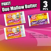 Paket Duo Mallow Butter (2MM, 1BOB) - Jolly Time Mircowave Popcorn
