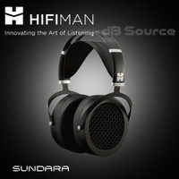 HIFIMAN Sundara Hi-Fi Open-Back Planar Magnetic Headphones